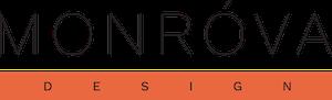 MONROVA Design logo